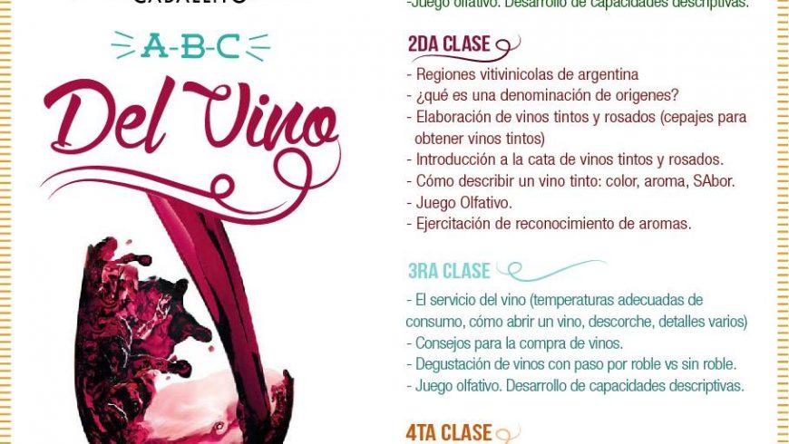 ABC del Vino en septiembre – COMPLETO